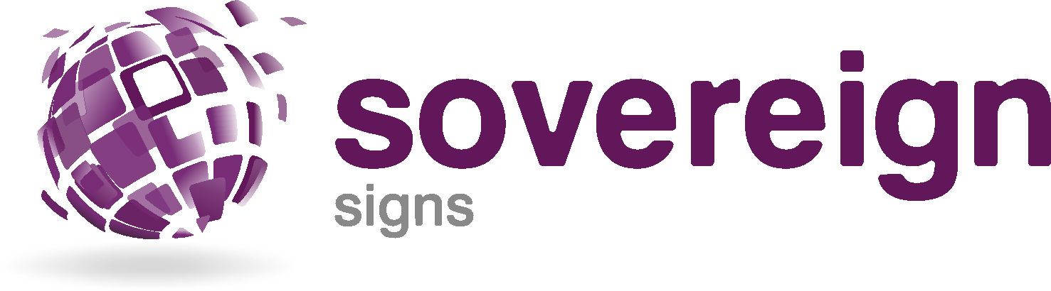 Sovereign Signs Logo
