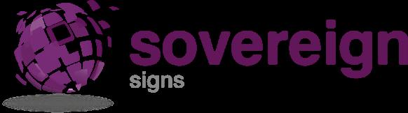 Sovereign Signs Logo